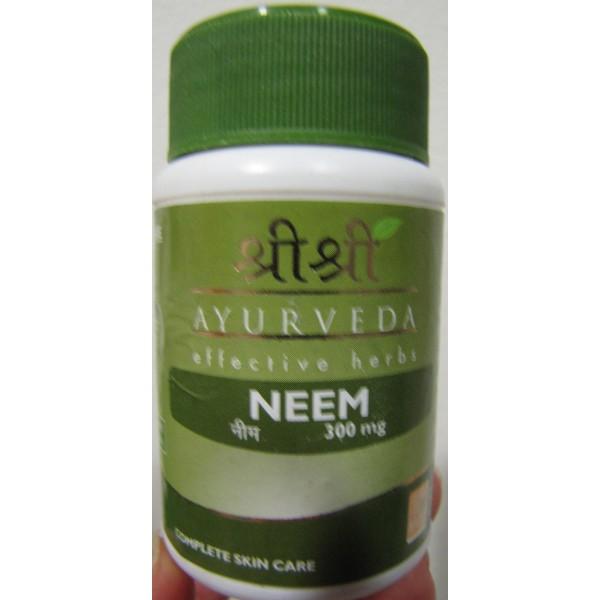 Ним (Neem, Sri Sri Ayurveda) 60 таб
