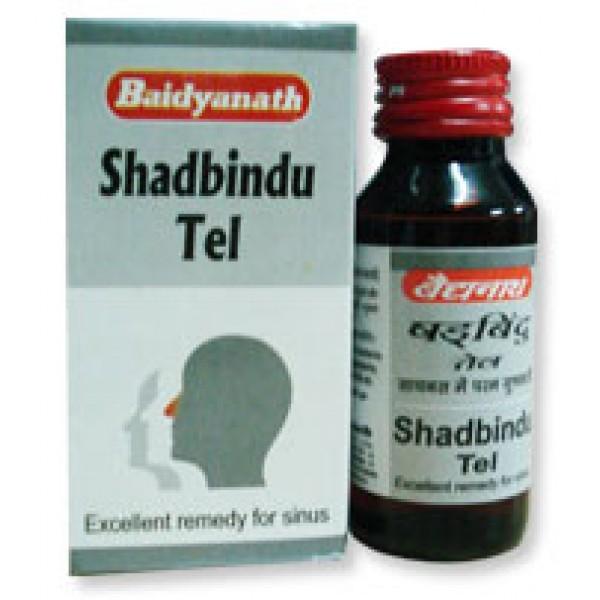 Шадбинду тайлам (Shadbindu Tel, Baidyanath) 50 мл